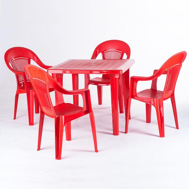 Мебель пластиковая