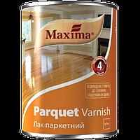 Уретано-алкидный лак для паркета Maxima Parquet Varnish Полуматовый 0,75л