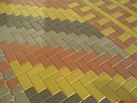 Тротуарная плитка вибропрессованная