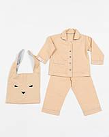 Детская пижама хлопковая размер 92