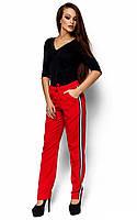 Молодіжні жіночі червоні брюки Neo