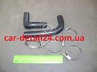 Патрубки отопителя ВАЗ 2101-07 (шланги + хомут)  (пр-во БРТ)