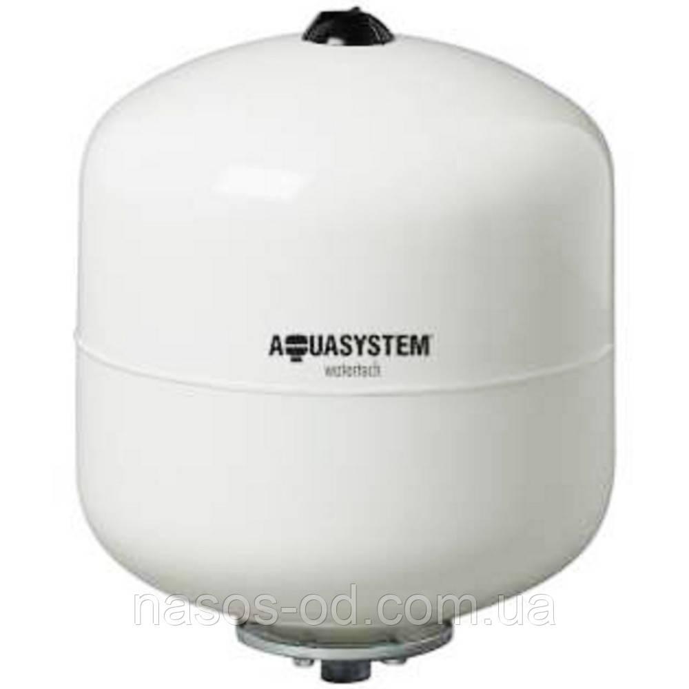 Бак расширительный Aquasystem VRS 24 (Италия) для солнечных систем 24л (разборной, фланец 145)