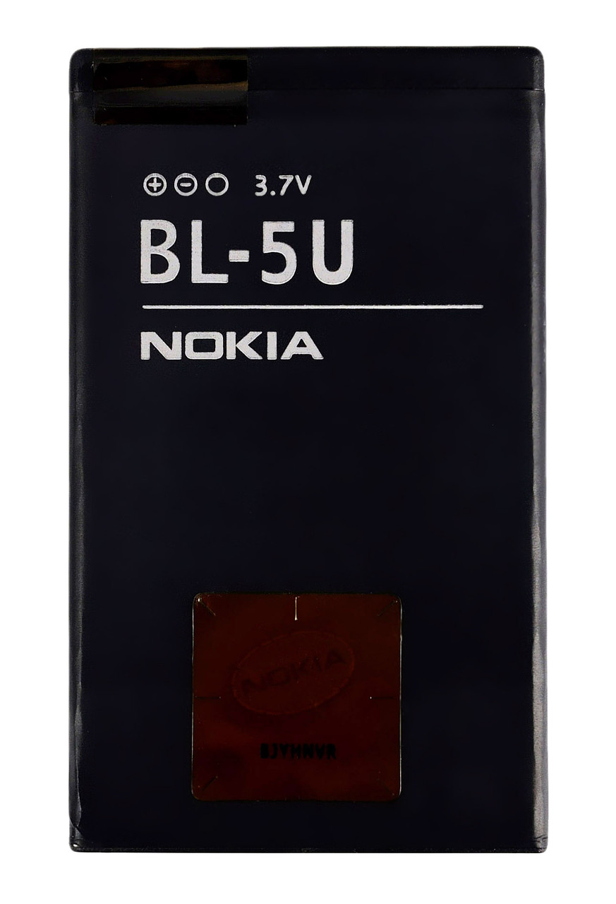 Аккумулятор к телефону Nokia BL-5U 1100mAh