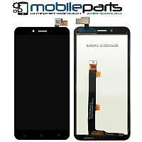 Оригинальный Дисплей (Модуль) + Сенсор (Тачскрин) для  Asus Zenfone 3 Zoom | ZE553KL (Черный)