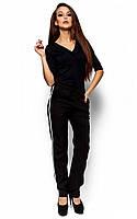 Молодіжні жіночі чорні брюки Neo