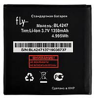 Аккумулятор к телефону Fly BL4247 1350mAh