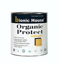 Антисептик Bionic-House Organic Protect antiseptic бесцветный 2,8л