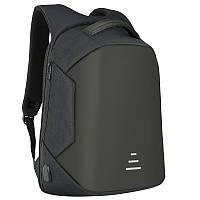 Новейший рюкзак с защитой от краж, с портом USB и водозащитой.