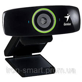 Web камера Genius FaceCam 2020 Black, 2.0 Mpx, 1600x1200, USB 2.0