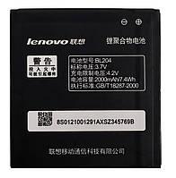 Аккумулятор к телефону Lenovo BL204 1700mAh