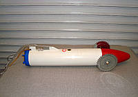 Торпеда (луноход) для протяжки сетей под лед на батарейках, пластиковая, фото 1