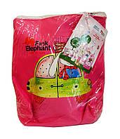 Подарочный набор Pink Elephant For Girls Веселое путешествие (5 предметов+рюкзачок)