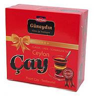 Чай черный в пакетиках Gunaydin