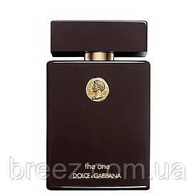 Аромат для мужчин Dolce&Gabbana The One For Men Collector's Edition edt 100ml