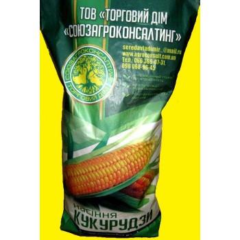 Кукуруза ЛЮБАВА 25кг (протравленная) (лучшая цена купить оптом и в розницу)