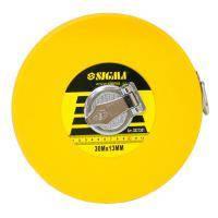 Рулетка стекловолокно 30м*13мм Sigma (3831301)