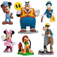 Игровой набор фигурок Клуб Микки Мауса. Disney