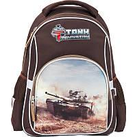 TD17-513S Рюкзак школьный 513 Tanks Domination