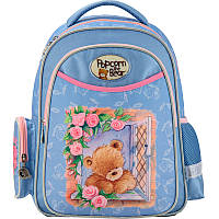 PO17-511S Рюкзак школьный 511 Popcorn Bear