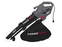 Воздуходув-пылесос электрический PowerPlus POW63172