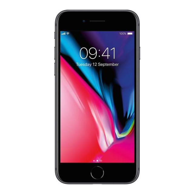 Смартфон Apple iPhone 8 64GB Space Gray (MQ6G2)