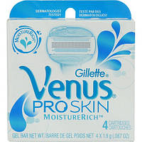 "Картридж Gillette ""Venus"" Proskin Sensitive (4)"