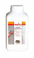Грунтовка-концентрат 1:4 глубокого проникновения антисептическая Alpina GRUND-KONZENTRAT 1л