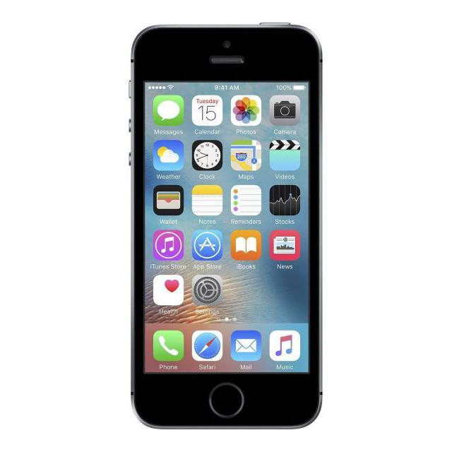 Смартфон Apple iPhone SE 32 GB Space Gray (MP822)