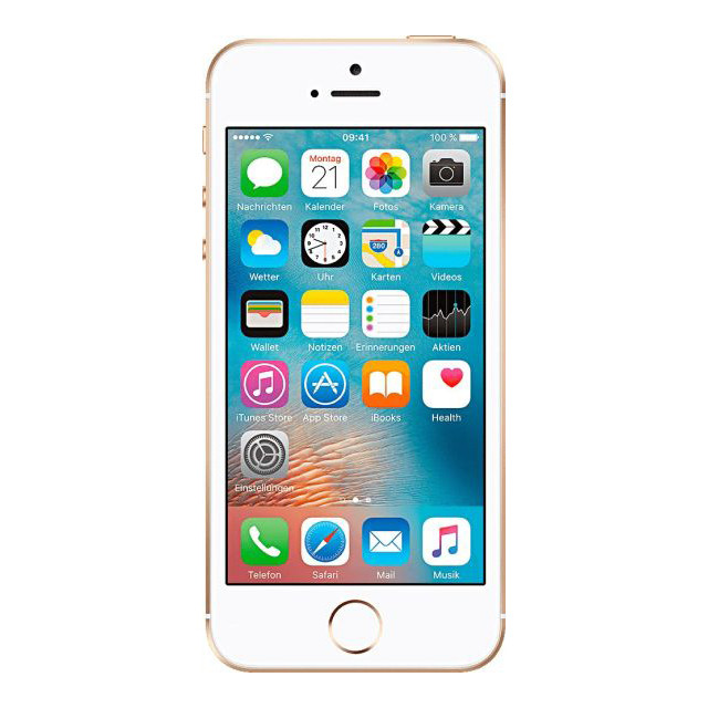 Смартфон Apple iPhone SE 32 GB Gold (MP842)