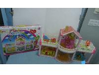 """Сборной кукольный домик """"Lovely House"""""""