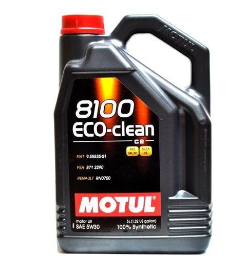 Моторное масло MOTUL 8100 Eco-clean 5W-30 5л