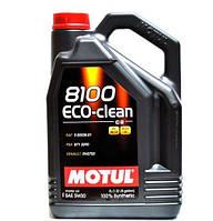 MOTUL 8100 Eco-clean 5W-30 5л