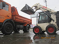 Чистка снега Киев