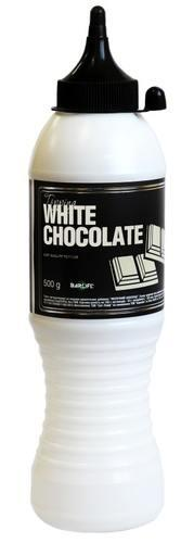 Топпинг Barlife Белый шоколад 500 г