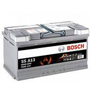 Аккумулятор BOSCH 6СТ-95 AGM Евро (S5A13)
