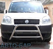 Кенгурятник на Fiat Doblo (c 2001--) Фиат Добло PRS