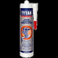Герметик силиконовый TYTAN высокотемпературный