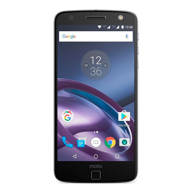 Смартфон Motorola Moto Z XT1650-03 32GB Black (SM4389AE7U1)
