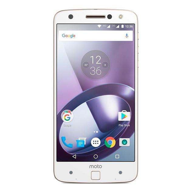 Смартфон Motorola Moto Z XT1650-03 32GB White Gold (SM4389AD1U1)