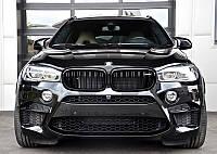 """Ноздри F15 / F16 / Новые двойные ноздри BMW """"M"""" Performance"""