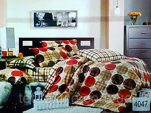"""Комплект постельного белья Elway """"Евро"""" 4047, фото 2"""