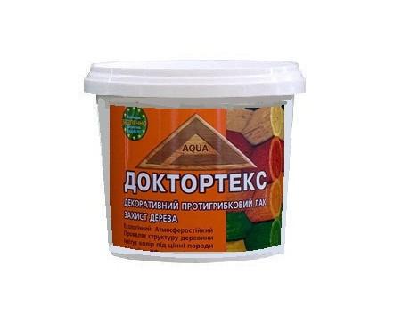 Деревозащитный антисептик ИРКОМ Доктортекс IP-013 (орех) 3л