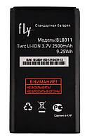 Аккумулятор к телефону Fly BL8011 2500mAh