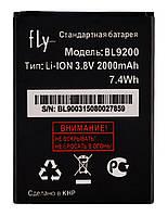 Аккумулятор к телефону Fly BL9200 2000mAh
