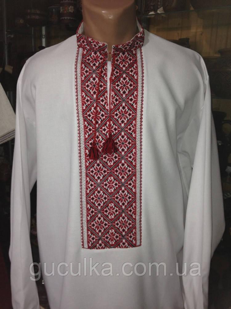 Українська вишиванка ручної роботи на домотканому полотні -  Інтернет-магазин