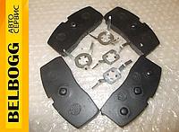 Колодки тормозные передние с ABS (уценка) Geely CK , Джили СК