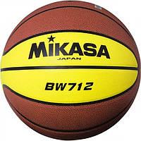 Мяч баскетбольный Mikasa BW712 pазмер 7