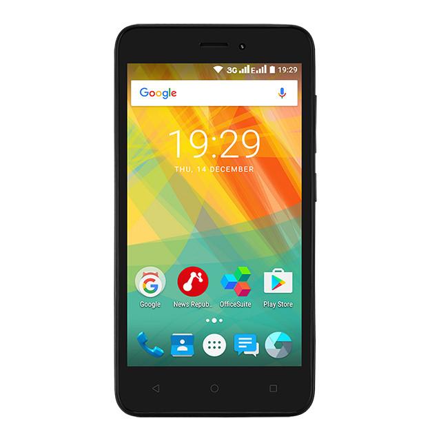 Смартфон Prestigio PSP3510 Wize G3 Black (PSP3510DUOBLACK)