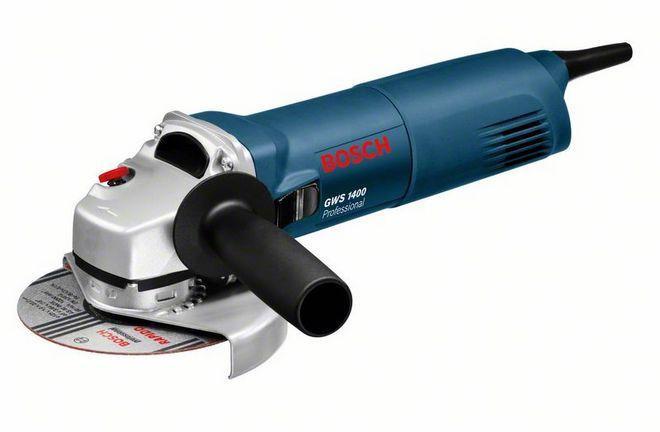 Угловая шлифмашина BOSCH GWS 1400 (Германия)